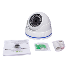 Антивандальная IP камера Green Vision GV-103-IP-X-DOC50-20 POE 5MP