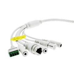 БУ Купольная IP камера GreenVision GV-076-IP-ME-DIS40-20 (360) POE (Ultra)